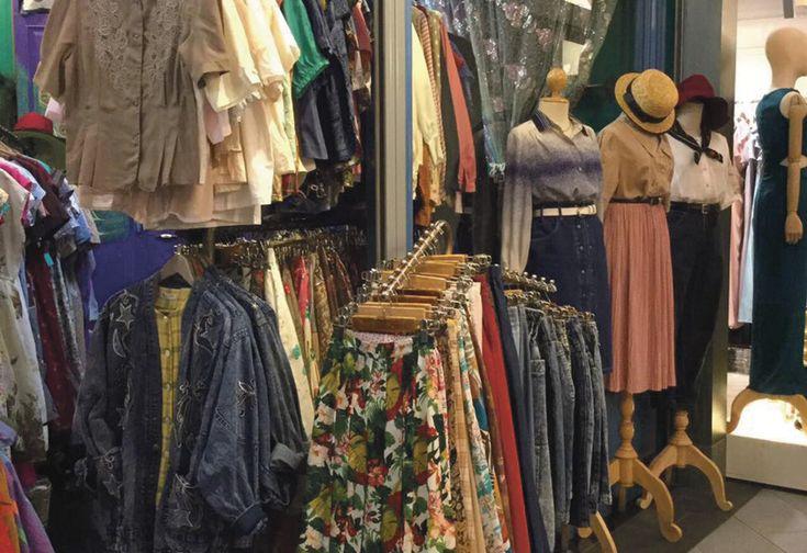 Bangkok's best vintage stores