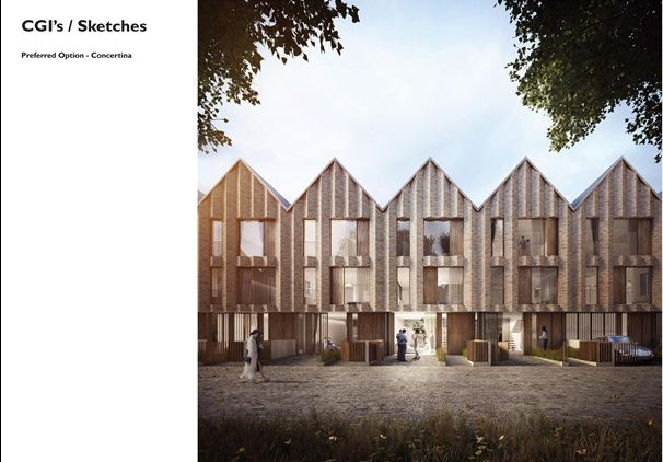 Mikhail Riches wins deal for BBC Television Centre homes | News | Architects Journal