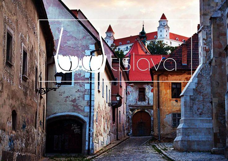 Mená miest ako hravé logá: Bratislavu tvorí podprsenka – Doba Mag.