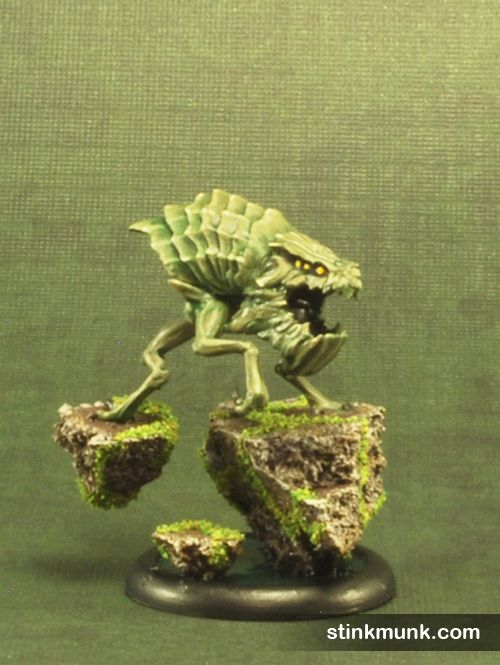 Void Wretch Nightmare Edition 3 Of Model By Wyrd Miniatures Painted