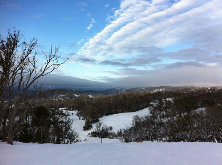 Selwyn Snowfields, Mount Selwyn, NSW, Australia