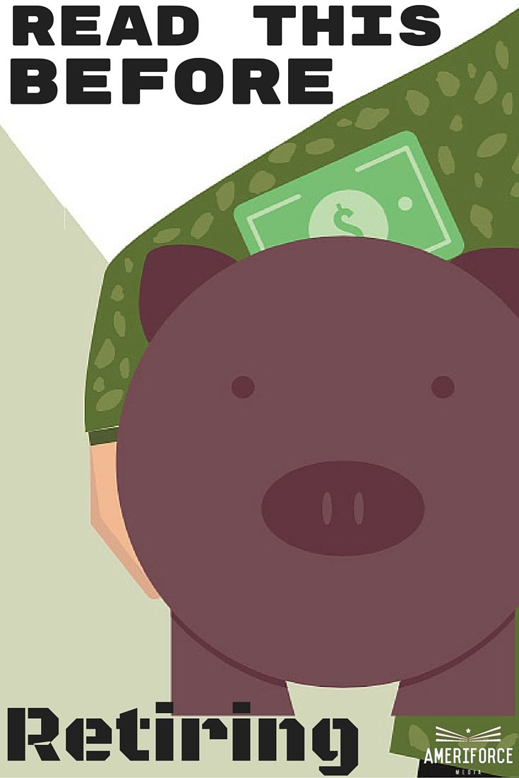Tips on military retirement from service members and spouses who have been there!