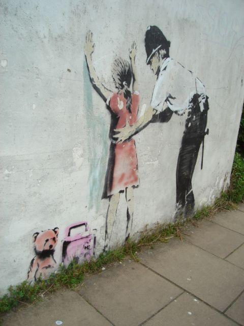 Banksy, Britain