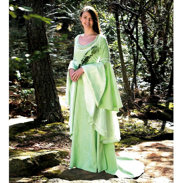 67 best images about wedding lotr on pinterest wedding for Elven inspired wedding dresses
