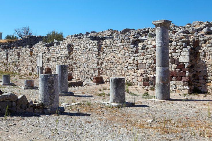 Santorini - Ancient Thera