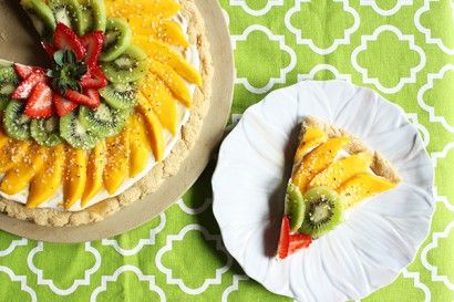 Spring Fruit Cookie Pizza | Tasty Kitchen: A Happy Recipe Community!