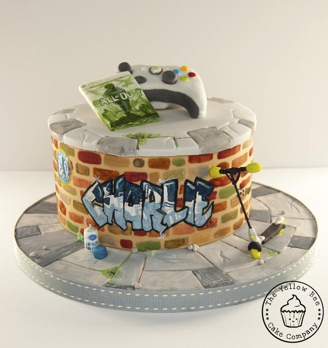 Slang For Cake Boy