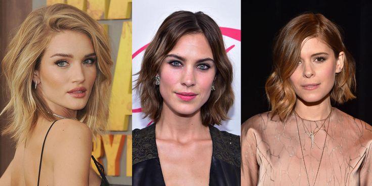 Caschetto mosso: le acconciature del wob il taglio di capelli più glam per la primavera estate 2017