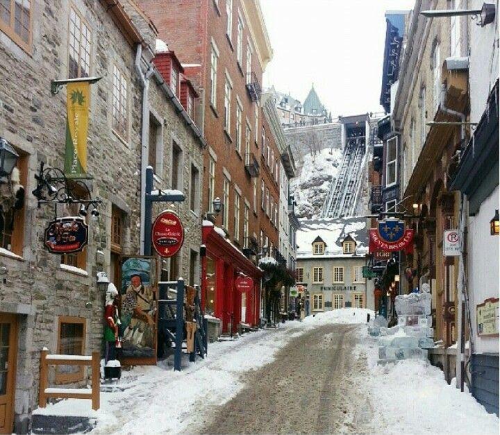 Kanada için fazla fransız, Fransa için fazla soğuk. #quebec #newfrance