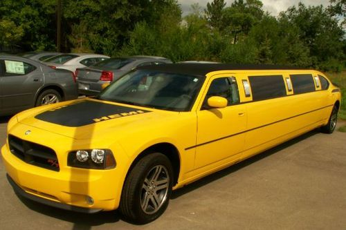 10 most inspiring limousines for the wealthy limo dodge charger and dodge