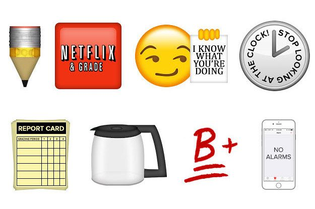 17 Emojis That Every Teacher Needs In Their Life