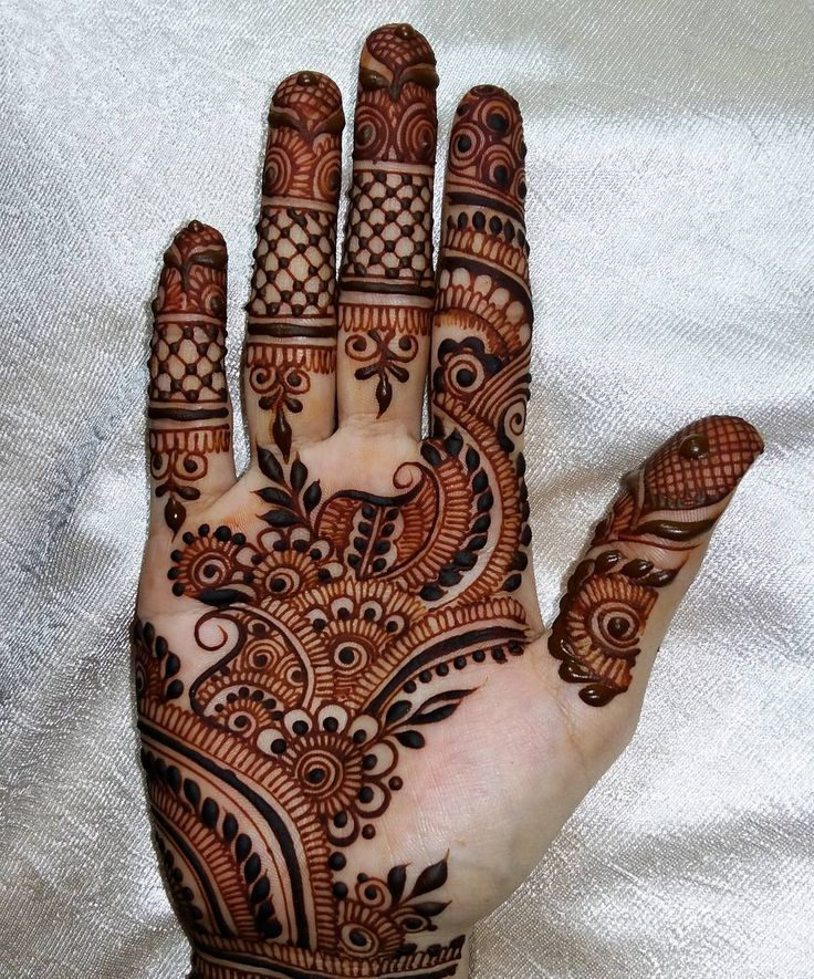 Pin By Sweta Abhay On Mehendi Designs: Islam Considered Kindness To Parents Next To The Worship