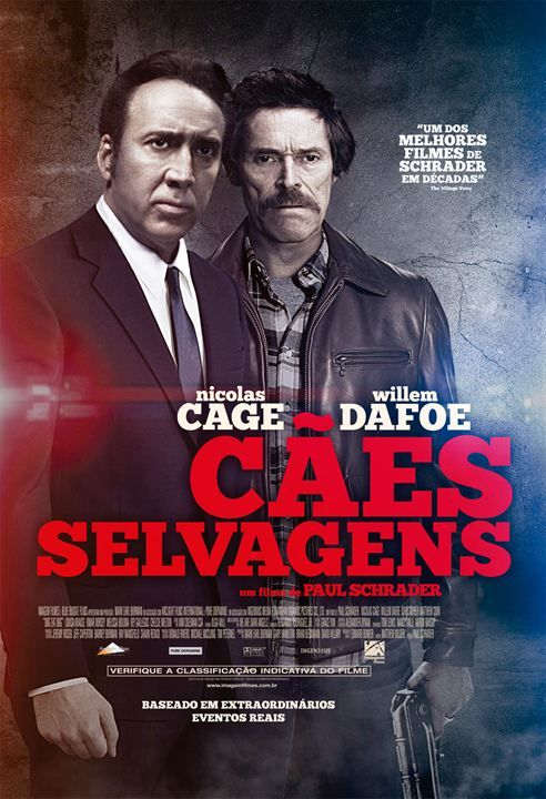 Cães Selvagens : Poster