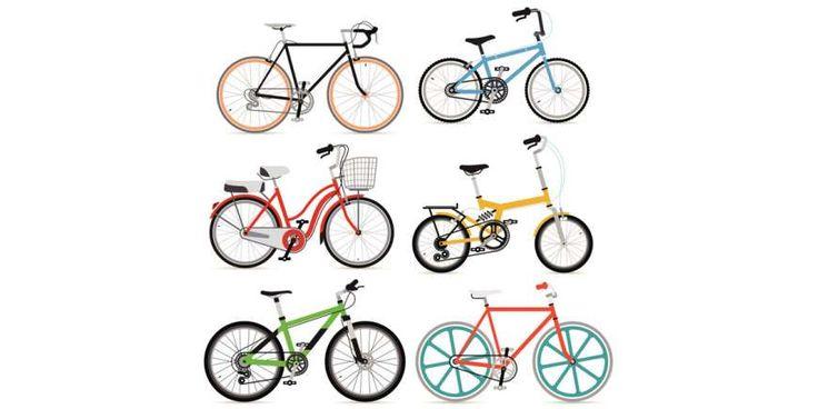 20 tipos de bicicleta que debes conocer #blog #tips #consejos