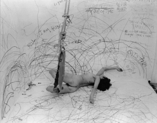 Up To And Including Her Limits | 1973-76 | Carolee Schneemann