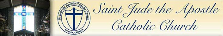 Welcome to St. Jude :: St. Jude the Apostle Catholic Church (Atlanta, GA)