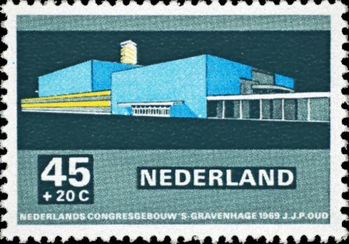 Draijer, Rein | Zomerpostzegels 1969: architectuur | | Caput Ovis | collectie schilderijen & kunst