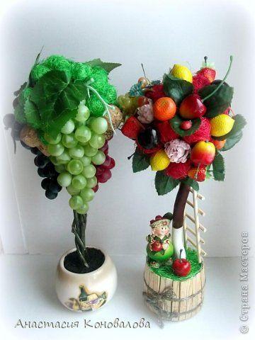 фруктовые топиарии