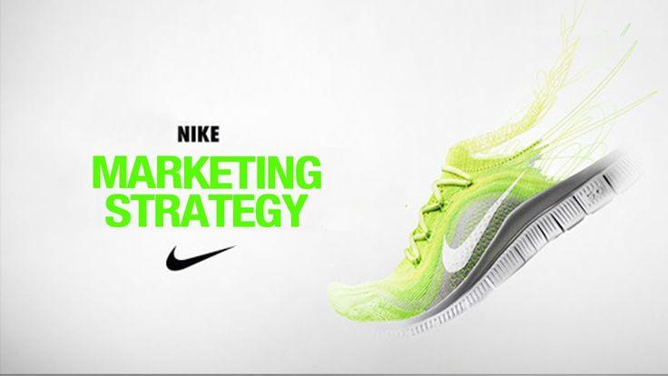 Nike Marketing Strategy | Successful Marketing #1