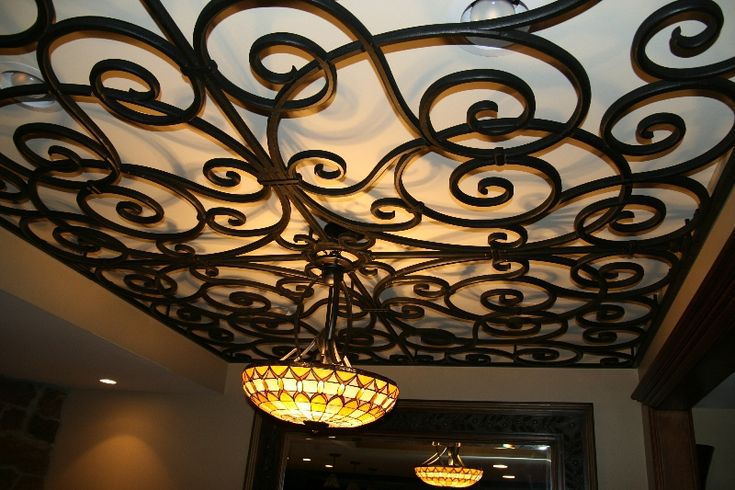 6 Custom Wrought Iron Furniture Custom Handmade Lighting