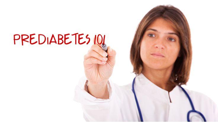 ¿Qué es la prediabetes?. Es un desorden metabólico que se caracteriza por que se observan niveles de glucosa en la sangre que están ligeramente por encima del promedio.
