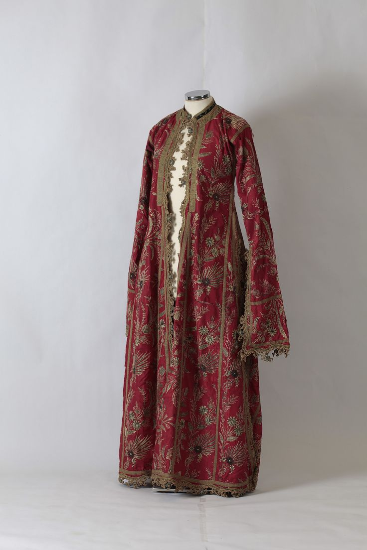"""Anteri"" in the ottoman town fashion. - 19th - http://www.texmedindigitalibrary.eu/?browse=location=9"