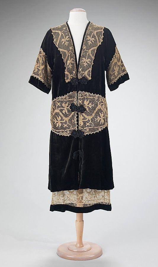 Stunning silk & cotton evening suit.