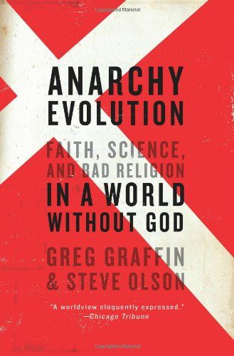 Anarchy Evolution: Faith, Science, and Bad Religion in a World Without God by Greg Graffin http://www.amazon.com/dp/0061828513/ref=cm_sw_r_pi_dp_MutDub1XTAB2F
