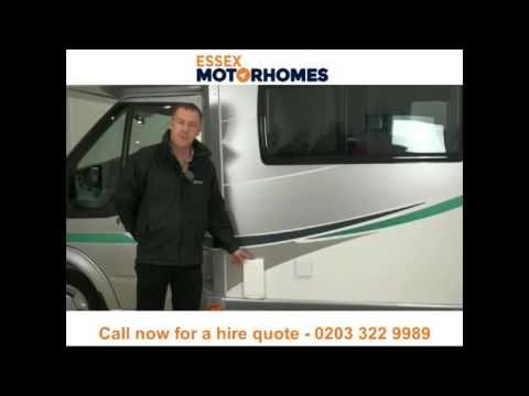 Motorhome hire and campervan rental Essex - Call 0203 322 9989