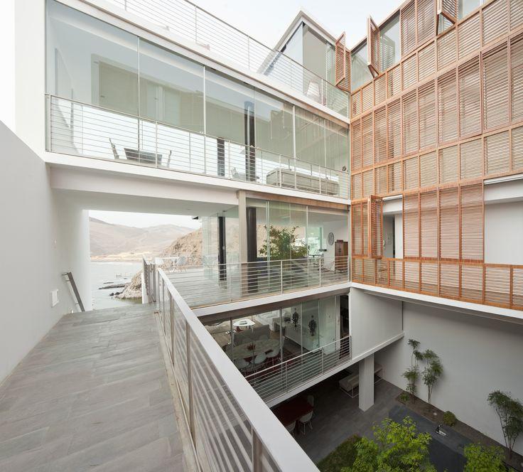 Casa el 22, JSª, arquitectura, casas-de-playa