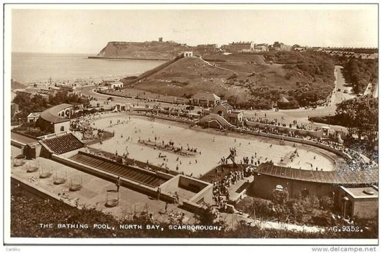 Scarborough North Bay Bathing Pool.