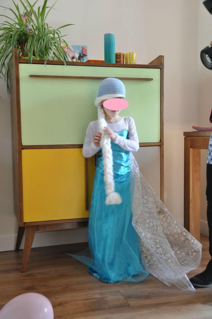 1000 id es sur le th me robe reine des neiges sur pinterest - Idee de deguisement sans acheter ...