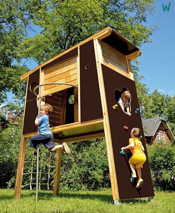 Innovativ Die besten 25+ Baumhäuser Ideen auf Pinterest | Erwachsenenburg  YF49