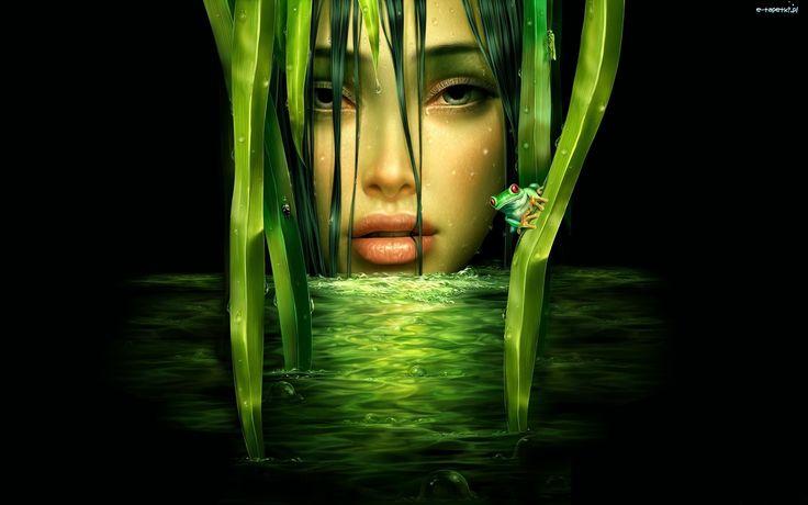 zielone włosy ratunek, kiedy wychodzi zieleń na włosach