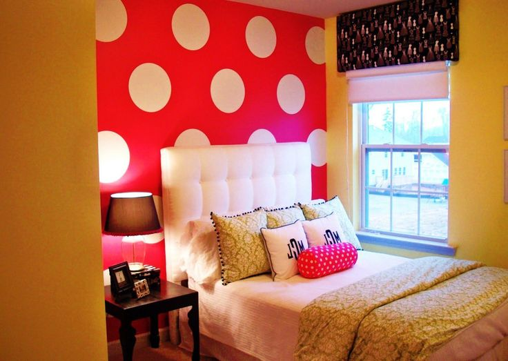 Bedroom Paint Ideas Red