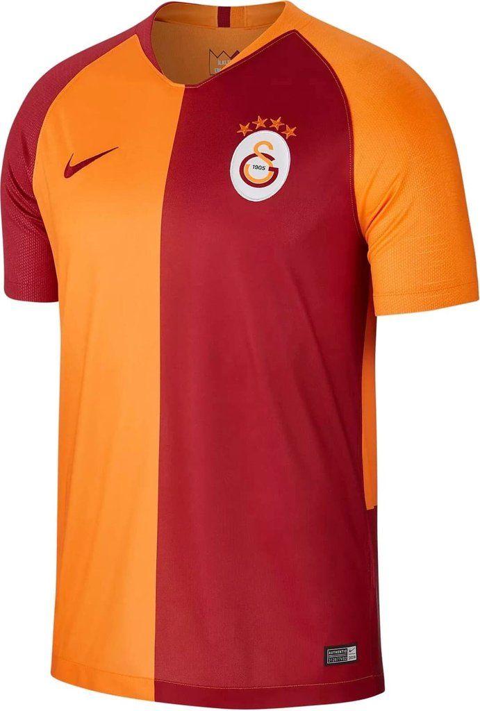 e251d2885e34c Galatasaray S.K. Spor Kulübü Football club Nike TURKISH Home 2018 - 19  FÚTBOL SOCCER CLUB KIT