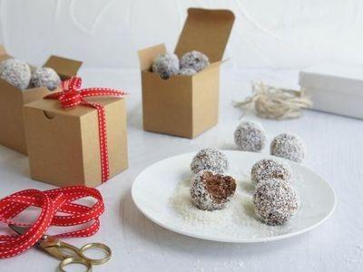 Snowballs recipe