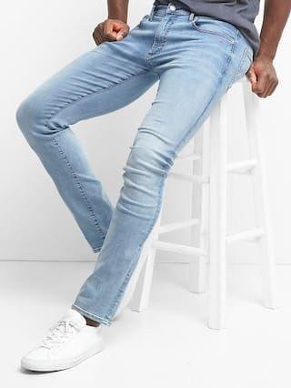 Lightweight skinny fit jeans (stretch)