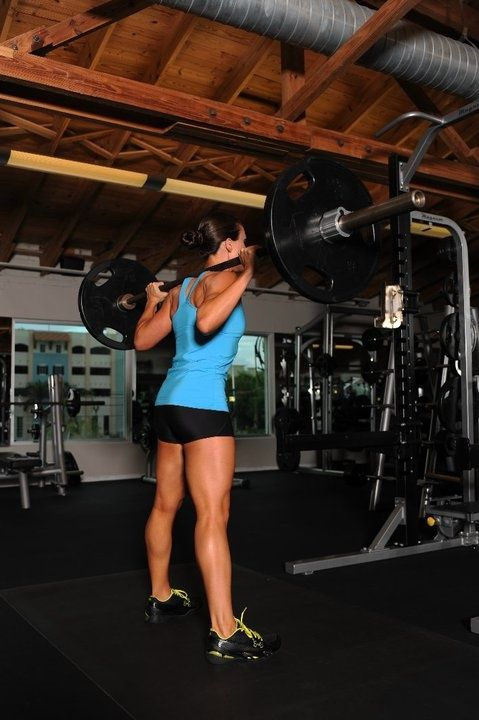 Girl, Get Your Lift On: Why Ladies Should Lift Weights ...