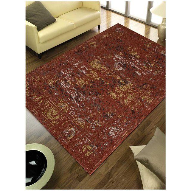 Amazing tapis oriental destructure tapis moderne par salon for Salon oriental au sol