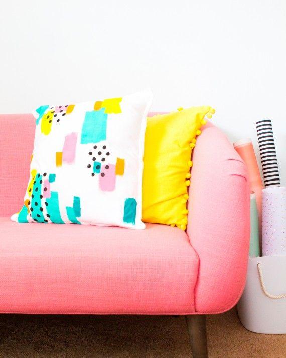 Diy Home Decor Ideas That Anyone Can Do: 25+ Unique Old Pillows Ideas On Pinterest