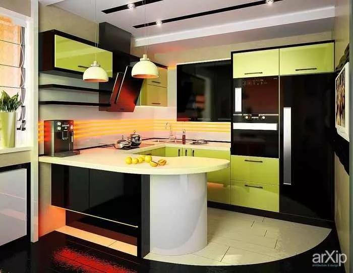 дизайн кухни: 23 тыс изображений найдено в Яндекс.Картинках