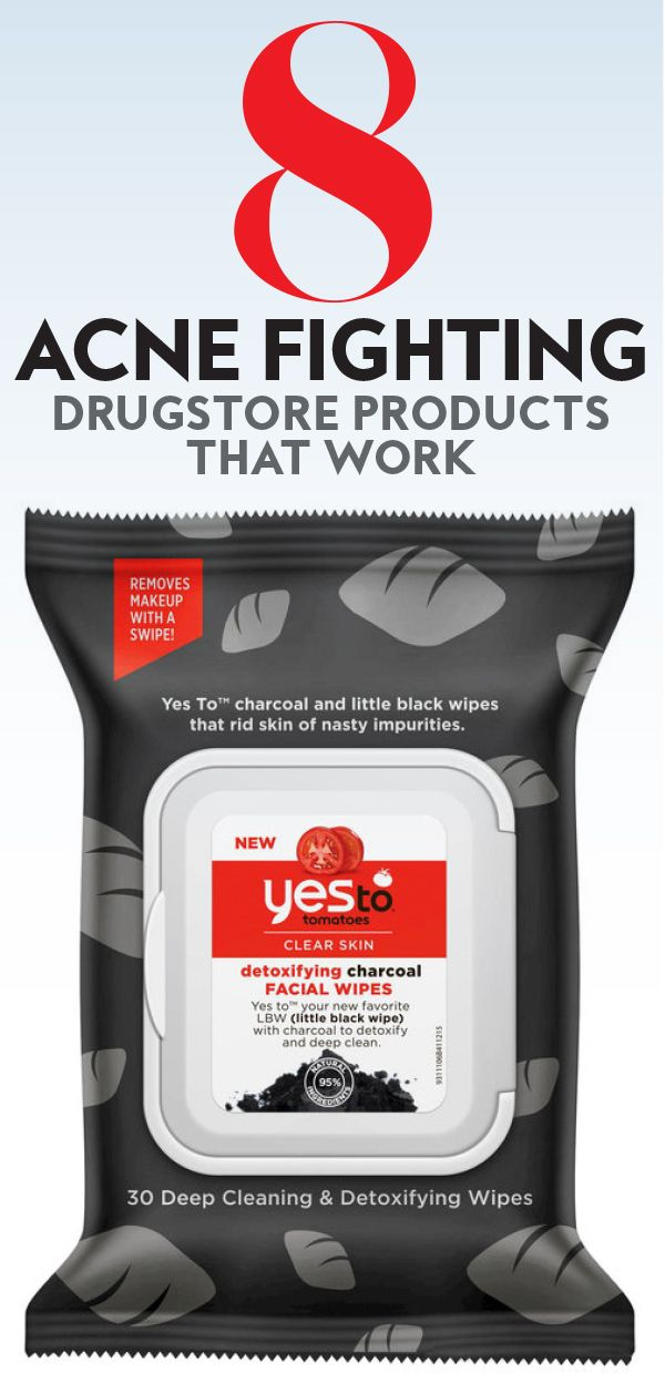 The Best Drugstore Acne Products According To Reddit Best Drugstore Acne Products Best Facial Cleanser Facial Cleanser
