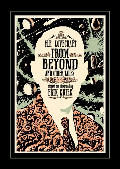 From Beyond and other tales, Erik Kriek