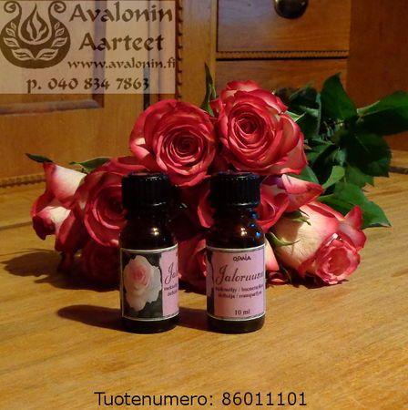 Osmia's Tea rose aroma oil / Osmian Jaloruusu tuoksuöljy