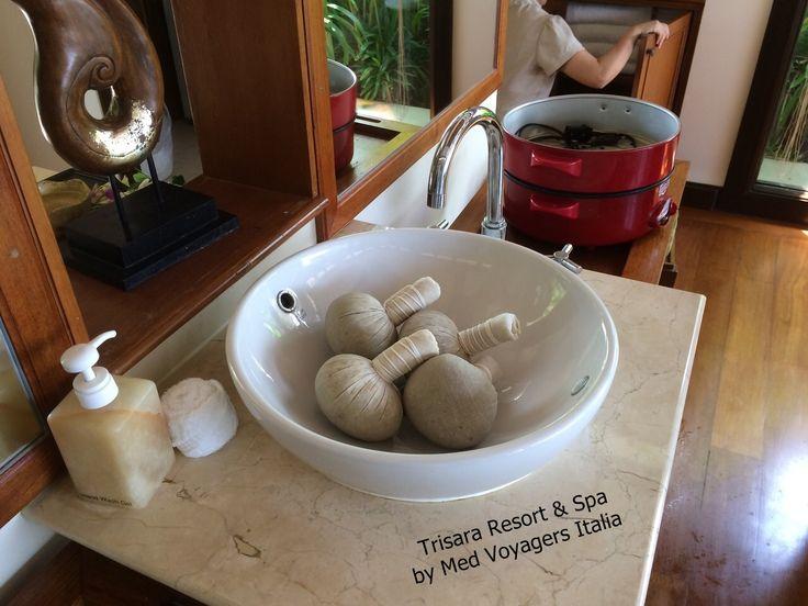 Pindasweda Massage at Trisara Resort & Spa Phuket Thailand