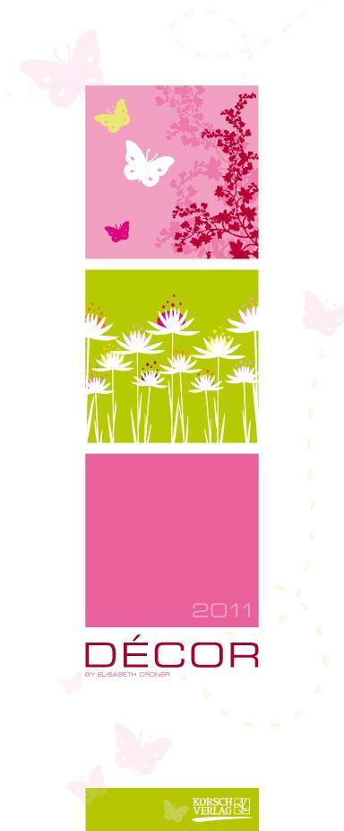croner design - client: korsch verlag | calendar