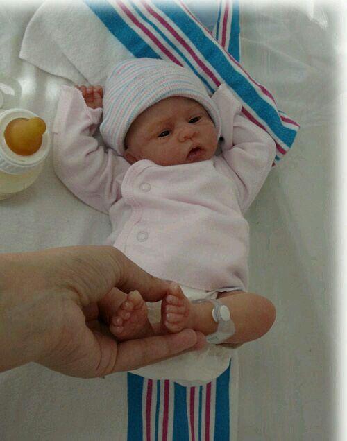 Newborn reborn
