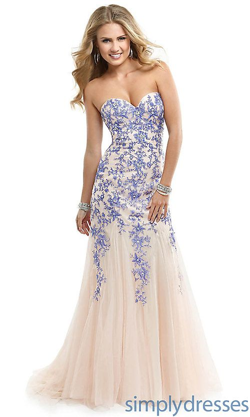 53 best Dresses images on Pinterest | Formal prom dresses, Party ...