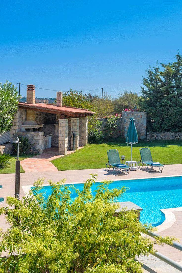 Vamos Villa in Litsarda, Chania, Crete
